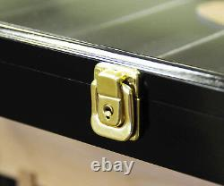 118 Scale Diecast Car Model Display Case Rack Holds 4 LED LIGHTS 98% UV