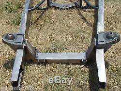 1935-1940 Ford Chassis Frame Street Rod Rat Rod Parts Hot Rod Vintage Car Custom