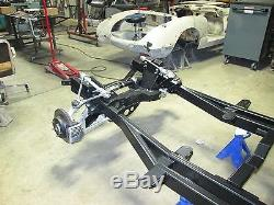 1953-1962 Corvette Rolling Chassis Project Car
