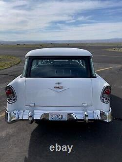 1956 Chevrolet Bel Air/150/210 150 with 210 trim