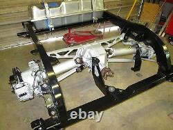1963-67 Corvette Custom Resto-Mod Project Car Rolling Chassis