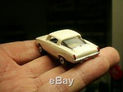 1964-65 Plymouth Barracuda NOS Aurora tjet chassis Gehrig Studio III