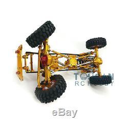 1/10 AXIAL SCX10 D90 Rock Crawler CNC RC Model Car Aluminium Alloy Frame Chassis