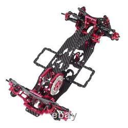 1/10 Alloy & Carbon SAKURA D4 RWD Drift Racing Car Frame Body Kit D4RWD