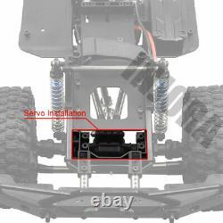 1/10 Axial SCX10 & SCX10 II 90046 RC Crawler Car 313mm Wheelbase Chassis Frame