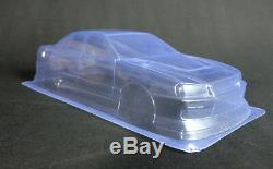 1/10 RC Car Clear Body Shell 190mm Nissan 4 Door ER34 Fit Yokomo Tamiya Chassis