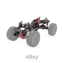 1/10 RC Car Frame Kit CNC Aluminum for AXIAL SCX10 RC Crawler Climbing Car USA