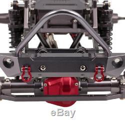 1/10 RC Car Frame Kit CNC Aluminum for AXIAL SCX10 Remote Crawler Climbing Car