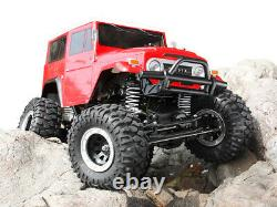 1/10 R/C 4x4 OFF Road Car TOYOTA LAND CRUISER 40 CR-01 Chassis Assembly kit