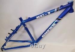 1,2kg Leichtbau 26 Scandium Rahmen MTB Mountainbike frame gramm leicht scale car