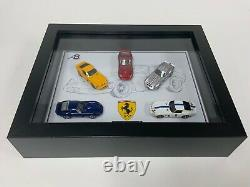 1/64 Ferrari 250 GTO from 1962 by My64 Model 5 car set Frame limited to 5 pieces