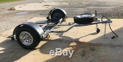 2020 Car / Tow Dolly A Frame Tongue, Electric Brakes, Vehicles Up To 78 Wide