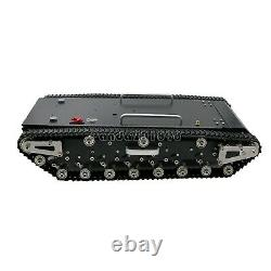 30Kg Load WT-500S Smart RC Robotic Tracked Tank RC Robot Car Base Chassis pansz