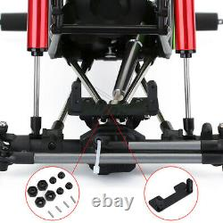 310mm Wheelbase Rock Buggy Chassis With Tube Roll Cage for 1/10 RC Crawler Car
