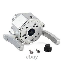 313mm Wheelbase Chassis Frame Gearbox For 1/10 AXIAL SCX10 II 90046 RC Car Truck