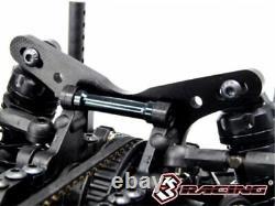 3RACING KIT-M4 SAKURA M4 Sport 1/10 FRP M Chassis 4WD RC Touring Car