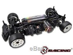 3RACING KIT-M4 SAKURA M 1/10 M Chassis 4WD Belt 1/10 RC EP Onroad Touring Car
