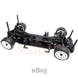 3Racing 110 SAKURA M4 4WD M-Chassis EP RC Cars Kit Touring On Road #KIT-M4