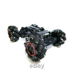 4WD 97mm Mecanum Wheel Robot Car Chassis Kit for Arduino Raspberry Pi STM32 tpys