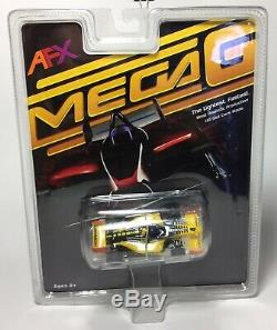 AFX Tomy Hornet Racing Panoz DP01, Scale Master #4, Mega G Chassis