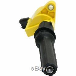 Accel New Ignition Coils Set of 8 E350 Van F150 Truck F250 F450 F550 F350 F-150