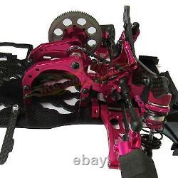 Alloy & Carbon SAKURA D4 RWD Drift Racing Car 1/10 RC Car Frame Kit #KIT-D4RWD