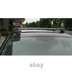 Aluminum 48Universal Car Top Luggage Roof Rack Cross Bar Carrier Window Frame