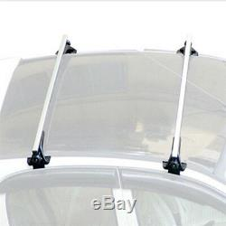 Aluminum 48 INCH Car Top Luggage Roof Rack Cross Bar Cargo Carrier Window Frame