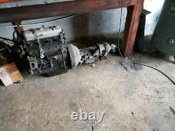 Austin Healey 100-4, brand new car in parts, new chassis, tons of parts, Cheap