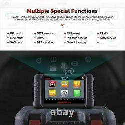 Autel MK808TS Car Wifi Diagnostic Tool TPMS Programming OBD2 Scanner Code Reader