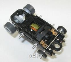 BSRT 2.5 OHM LVL 35 NEO BALL BRNG CHASSIS- INSANELY FAST & BEST HANDLING /Tyco