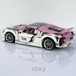 Bugatti Chiron Custom Built Technic 42083 Limited Edition Super Rare