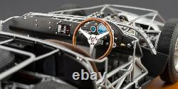 CMC 118 Diecast 1956 Maserati 300S Rolling Chassis LE of 3,000 MIB M-109