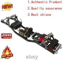 CNC&Carbon 110 4X4 RC Car Frame Kit With Motor for AXIAL SCX10 I RC Crawler Car