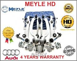 CONTROL ARMS KIT SET Audi A6 C6 4F2 4F5 4FH Allroad 4F SUSPENSION WISHBONES