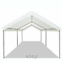 Canopy Heavy Duty 10' X 20' Portable Tent Carport Garage Car Steel Frame Shelter
