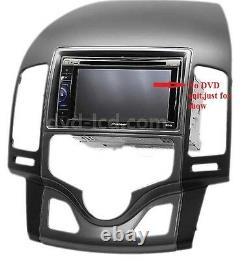 Car Radio Fascia Stereo frame facias for Hyundai i30 Install Dash Bezel Trim Kit