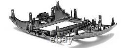 Car Radio Fascia Stereo frame facias for Kia Cerato/Forte Koup Dash Bezel Kit