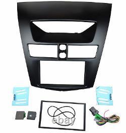 Car Stereo Fascia Dash Panel Frame Trim Kit For Mazda BT-50 2012-2015