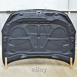 Carbon Fiber Car Engine Cover Hoods Machine Frame Bonnet For Mazda 3 Axela 2014