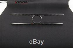 Carbon Fiber Car Inner Air Vent Outlet Frame For Lexus RC200 300 350 RC F SPORT