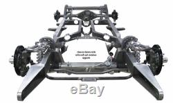 Chevrolet Chevy Car Steel Frame Rolling Chassis 1955-1957