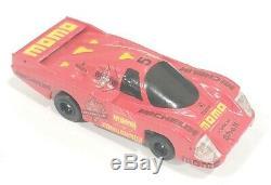 Custom Lighted TOMY Turbo AFX HO Slot Car NOS chassis BSRT SRT SG+ Tyco Mega G