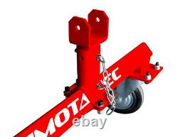 Escort Mk1 MK2 Car Body Shell Chassis Trolley H-Duty Castors Bodyshell Dolly