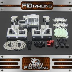 FID Racing Centre Diff Bracket Adjustable Calipers Version for losi dbxl