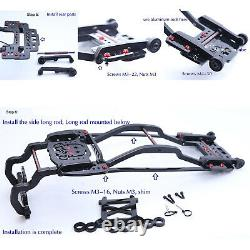 For 1/10 Traxxas MAXX RC Crawler Car Protective Body Shell Roll Cage Frame