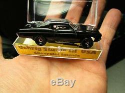 Gehrig Studio III Black'70 Chevrolet Impala NOS Aurora Tjet chassis