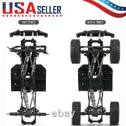 HOT Wheelbase Chassis Frame fr 1/10 AXIAL SCX10 II 90046 RC Crawler Car USA I4C1