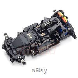 Kyosho Mini-Z Racer MR-03N-MM2 Chassis Set 5600kV Brushless Motor RC Car #32791