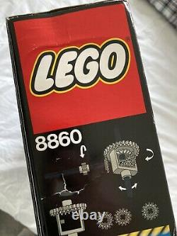 Lego 8860 Technic Car Chassis With Flat 4 Engine, New